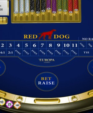 Red Dog MCPcom Playtech