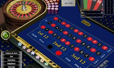 Roulette Pro MCPcom Playtech