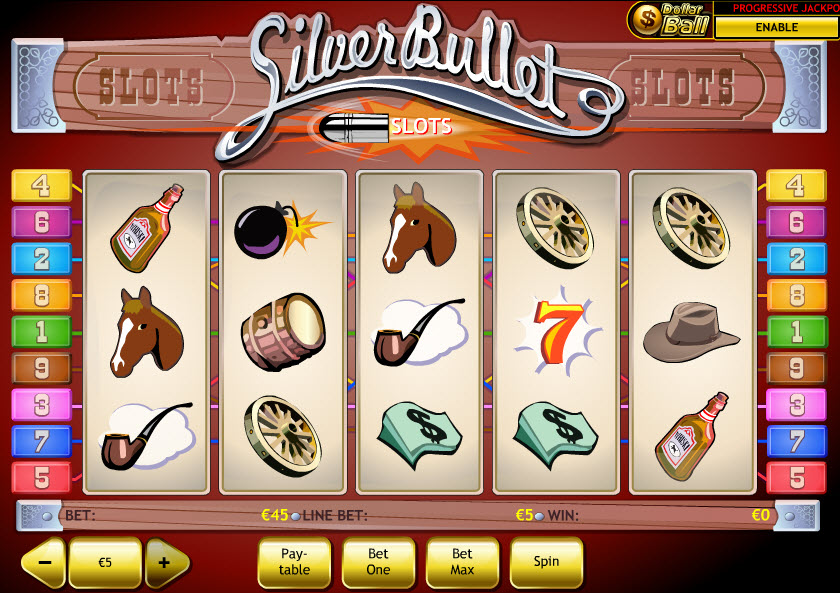 Silver Bullet MCPcom Playtech