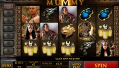 The Mummy MCPcom Playtech