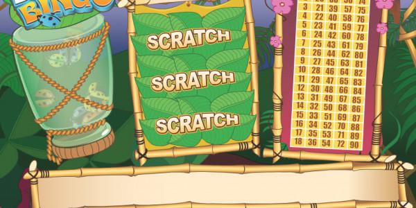 Beetle Bingo Scratch MCPcom Playtech