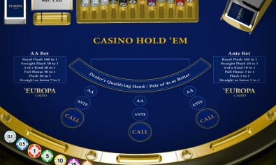 Casino Hold 'Em MCPcom Playtech