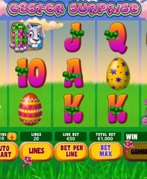 Easter Surprise MCPcom Playtech