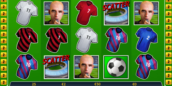 Football Rules MCPcom Playtech