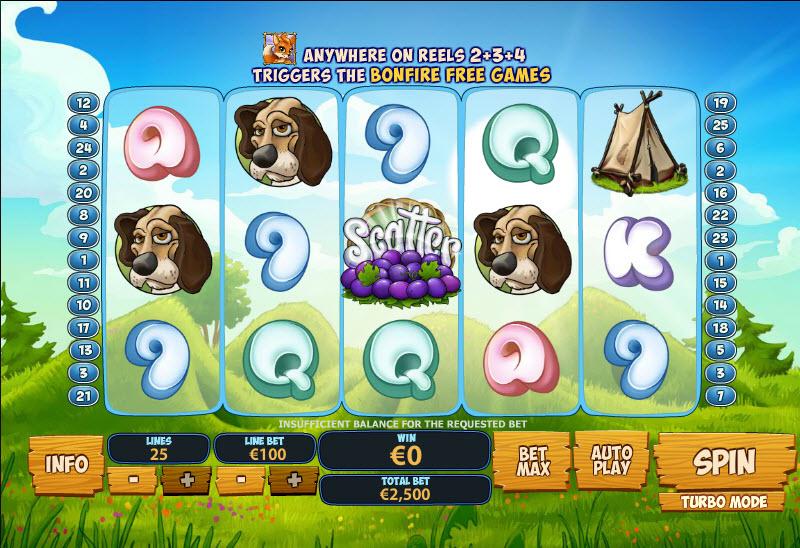 Foxy Fortunes MCPcom Playtech