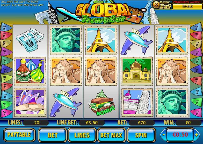 Global Traveler MCPcom Playtech