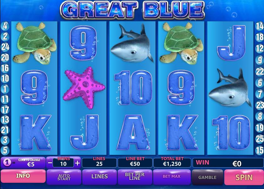 Great Blue MCPcom Playtech