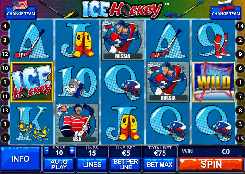 Ice Hockey MCPcom Playtech