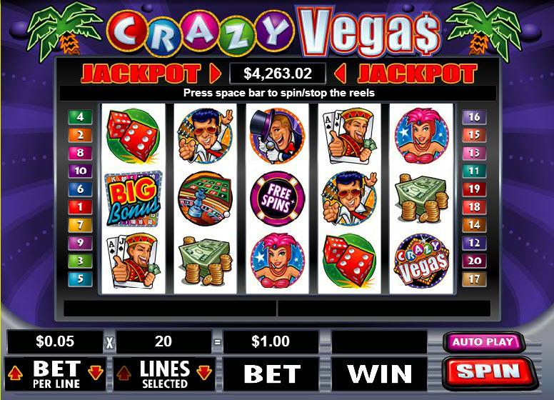 Crazy Vegas MCPcom RTG