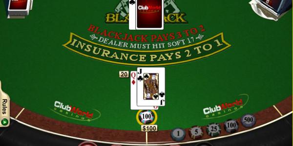 Blackjack MCPcom RTG2