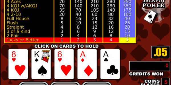 Double Jackpot Poker MCPcom RTG2