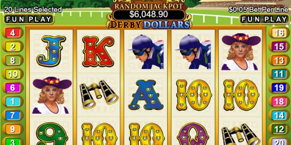Derby Dollars MCPcom RTG