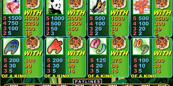 Tiger Treasures MCPcom RTG pay2