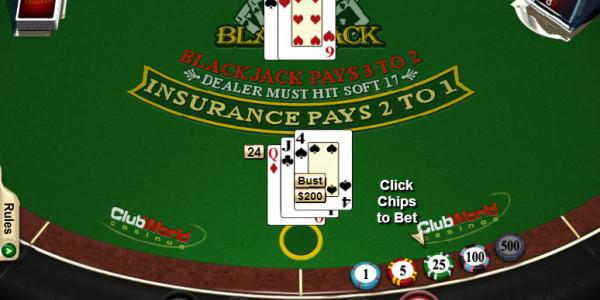 Blackjack MCPcom RTG3