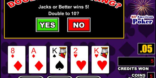 All American Poker MCPcom RTG3