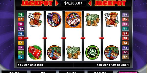 Crazy Vegas MCPcom RTG3