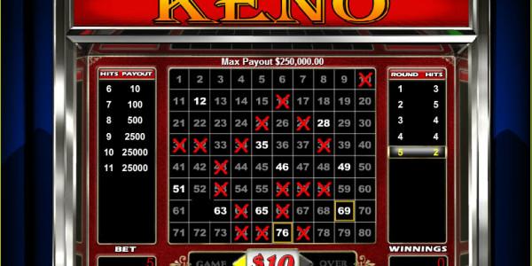 Keno MCPcom RTG3