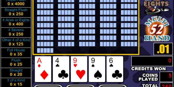 Aces and Eights 52 Hands MCPcom RTG3