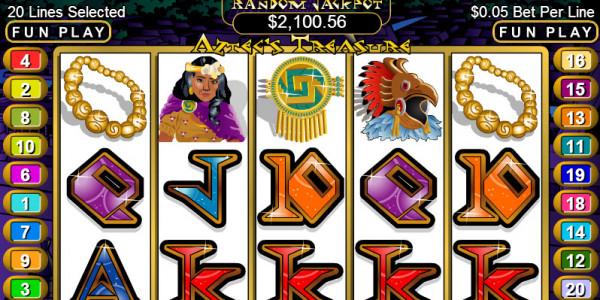 Aztec's Treasure MCPcom RTG