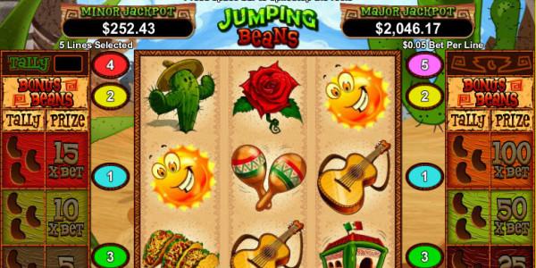 Jumping Beans MCPcom RTG