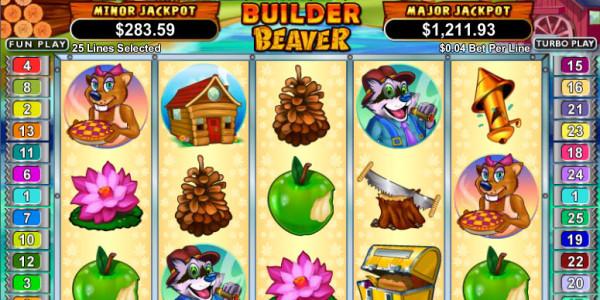 Builder Beaver MCPcom RTG