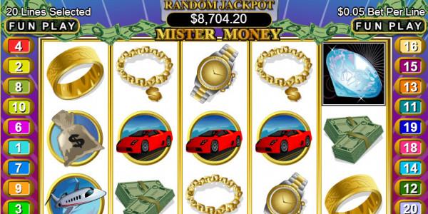Mister Money MCPcom RTG