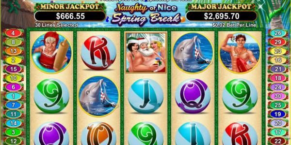 Naughty or Nice – Spring Break MCPcom RTG