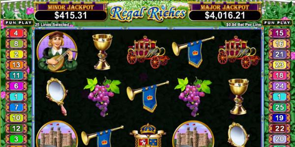 Regal Riches MCPcom RTG