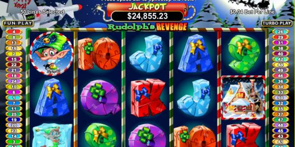 Rudolph's Revenge MCPcom RTG
