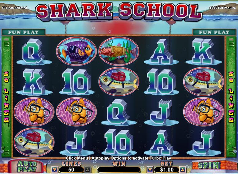 Shark School MCPcom RTG