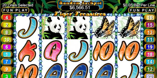 Tiger Treasures MCPcom RTG