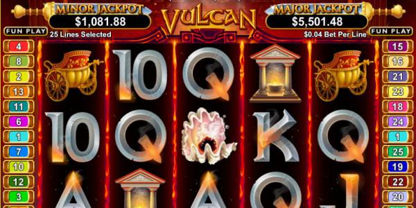 Vulcan MCPcom RTG