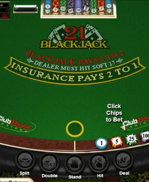 Blackjack MCPcom RTG