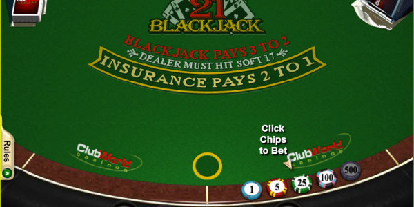 Blackjack MCPcom RTG