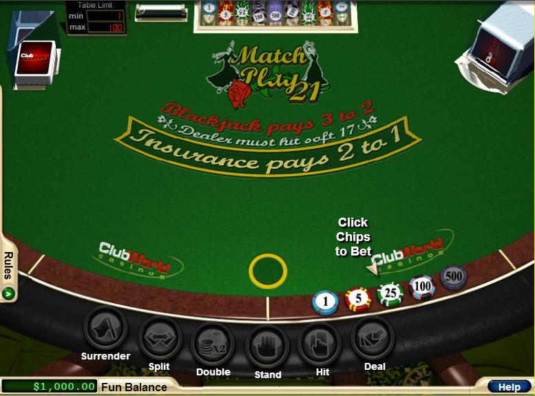 Match Play 21 MCPcom RTG