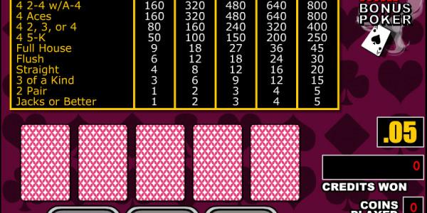 Double Double Bonus Poker MCPcom RTG