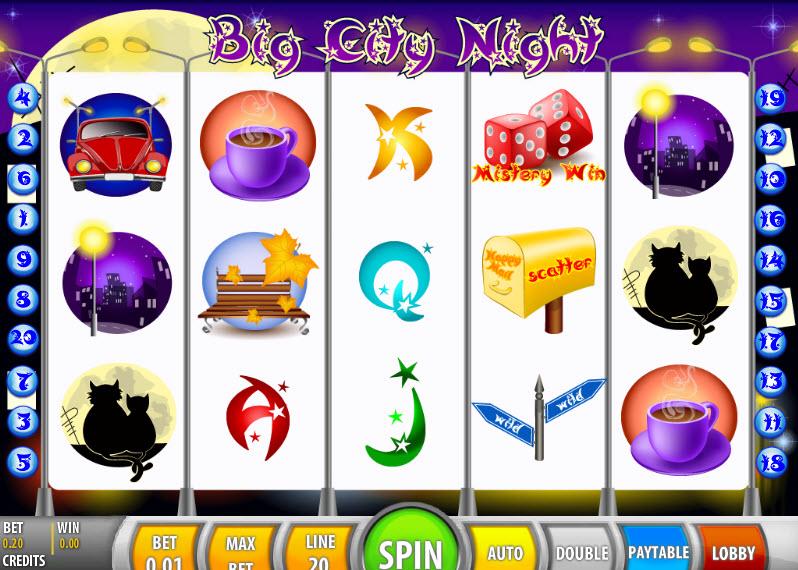 Big City Night MCPcom SGS Universal