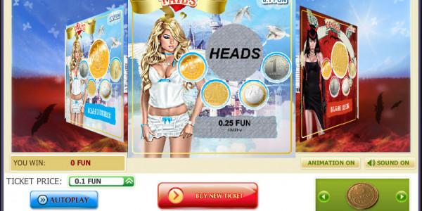 Heads or Tails MCPcom SGS Universal2