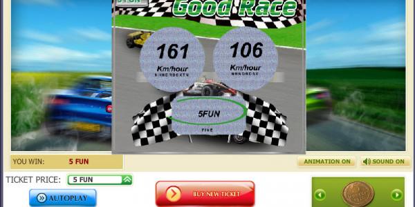 Good Race MCPcom SGS Universal3