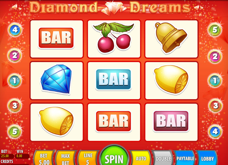 Diamond Dreams MCPcom SGS Universal
