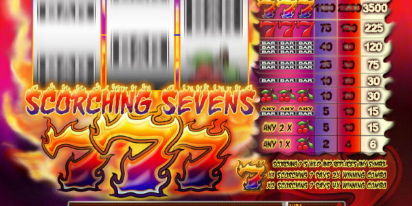 Scorching Sevens MCPcom Saucify2