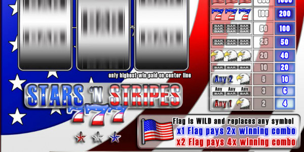 Stars 'n Stripes MCPcom Saucify2