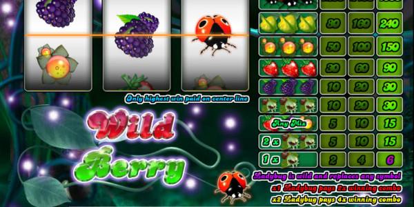 Wild Berry — 3 Reels MCPcom Saucify3