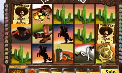 Fistful of Dollars MCPcom Saucify