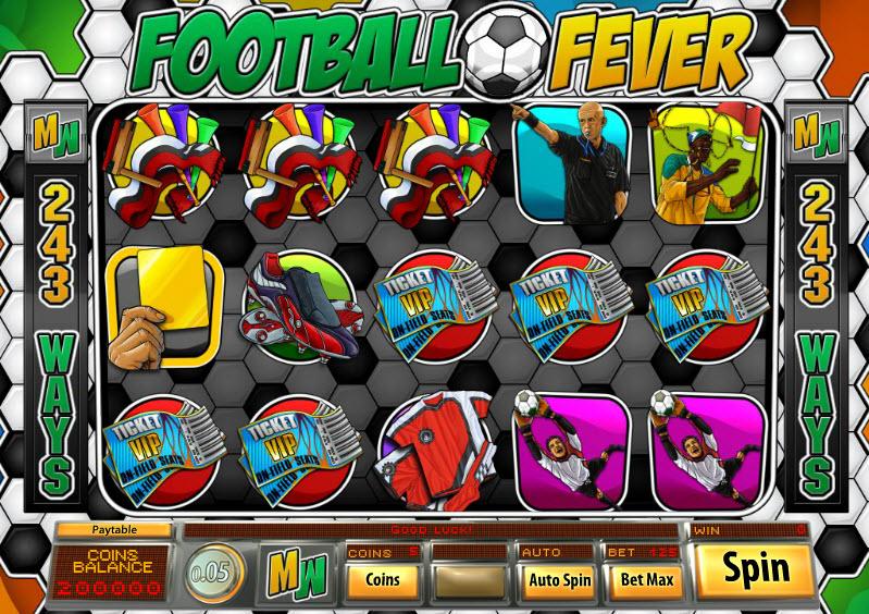 Football Fever MCPcom Saucify