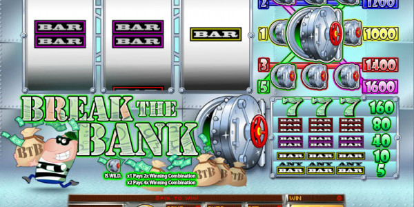 Break The Bank MCPcom Saucify