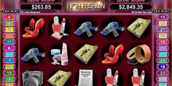 High Fashion mcp