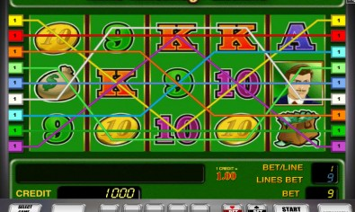 The Money Game MCPcom Novomatic