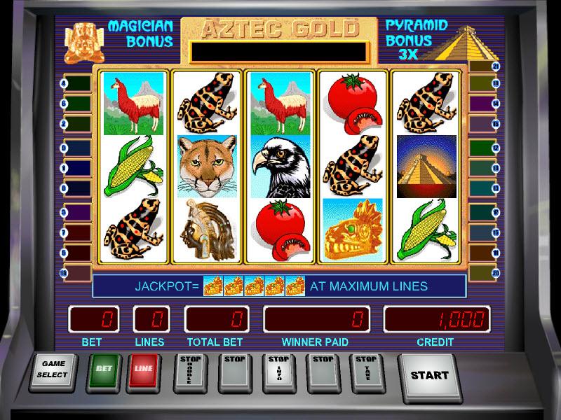 Aztec Gold MCPcom MegaJack