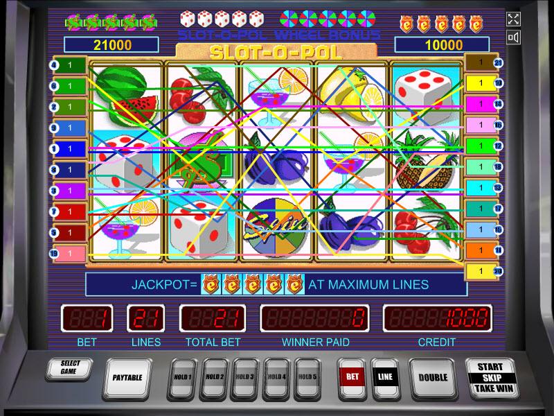 Slot-o-Pol MCPcom MegaJack